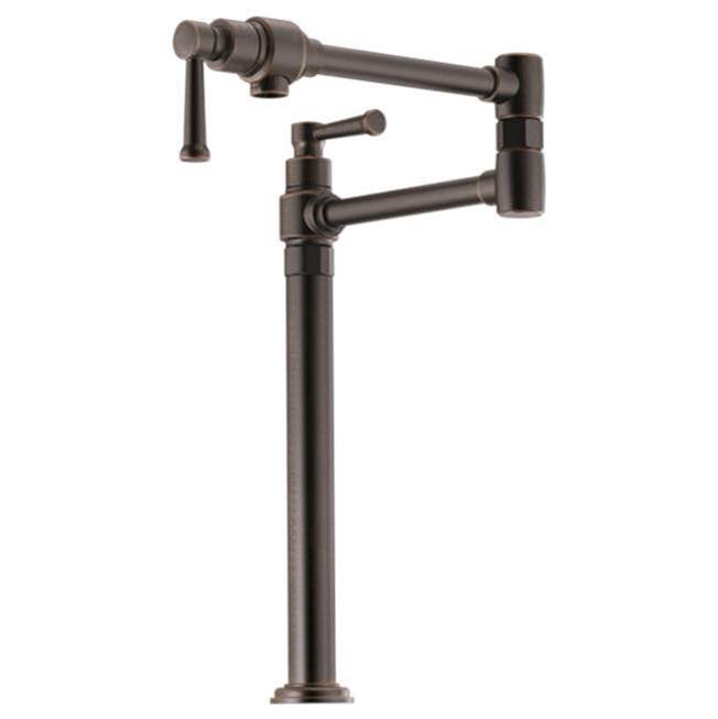 Brizo Deck Mount Pot Filler Faucets item 62725LF-RB
