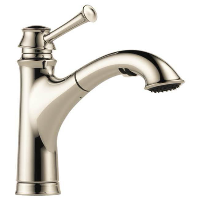 Brizo Single Hole Kitchen Faucets item 63005LF-PN