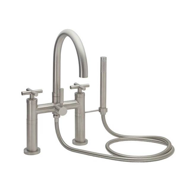 California Faucets Deck Mount Tub Fillers item 1108-70.20-ORB