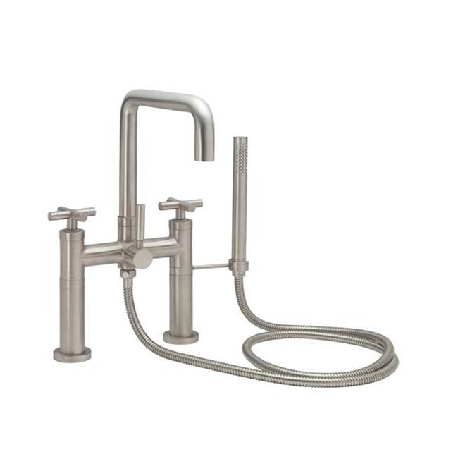 California Faucets Deck Mount Tub Fillers item 1208-65.20-BIS