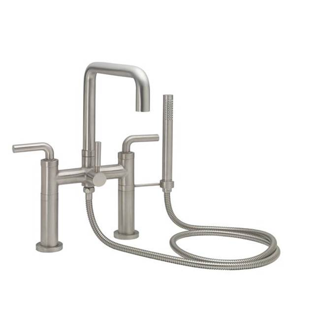 California Faucets Deck Mount Tub Fillers item 1208-74.20-EB