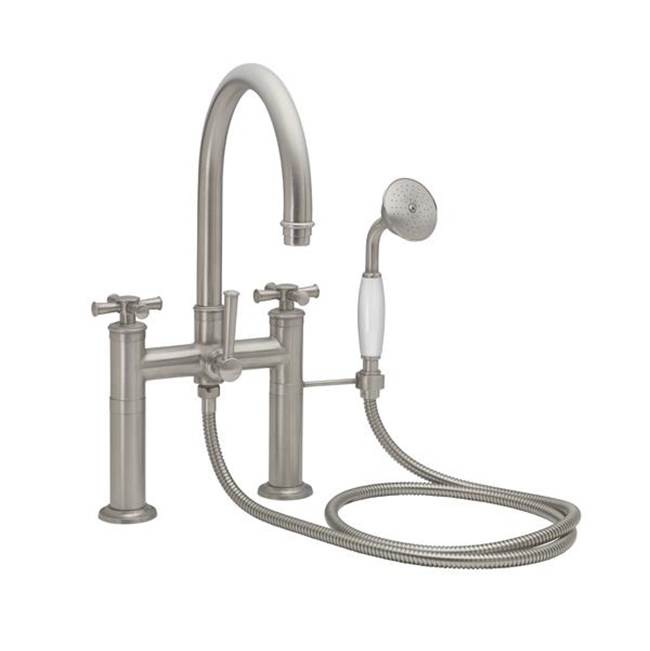 California Faucets Deck Mount Tub Fillers item 1308-48X.20-PC