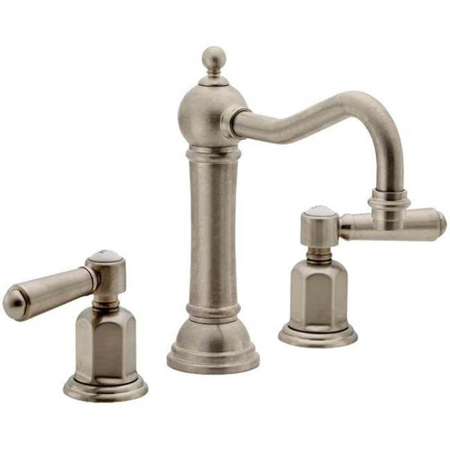 California Faucets Widespread Bathroom Sink Faucets item 3302ZBF-LSG