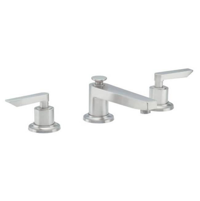 California Faucets Widespread Bathroom Sink Faucets item 4502ZF-PC