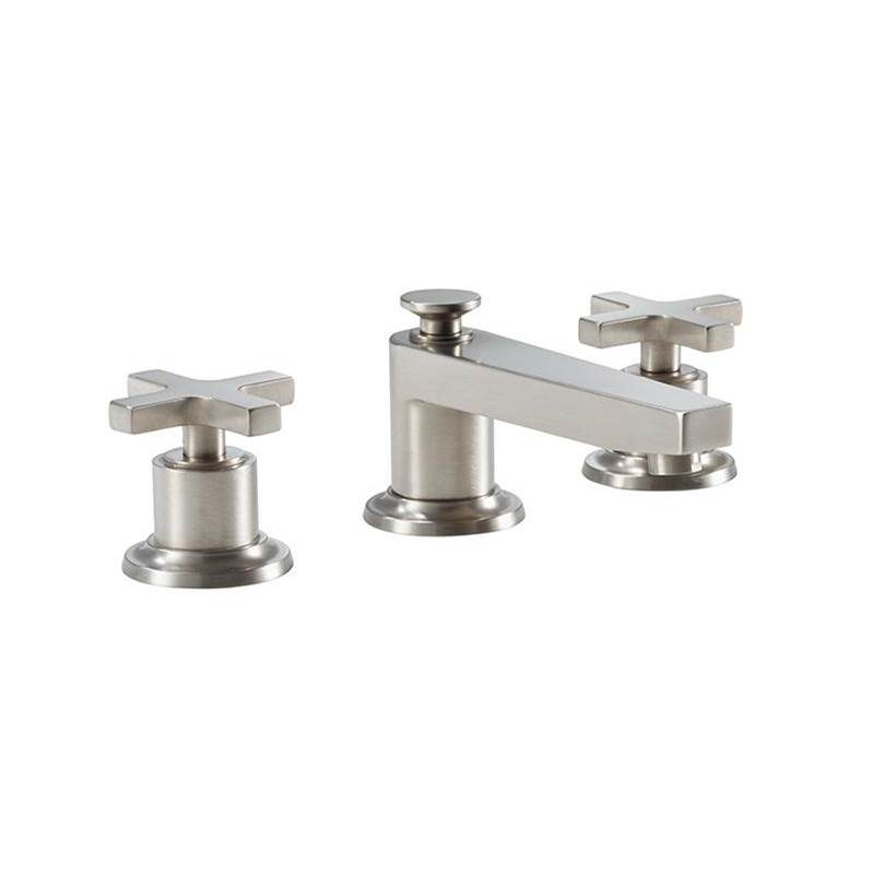 California Faucets Widespread Bathroom Sink Faucets item 4502XZB-LPG