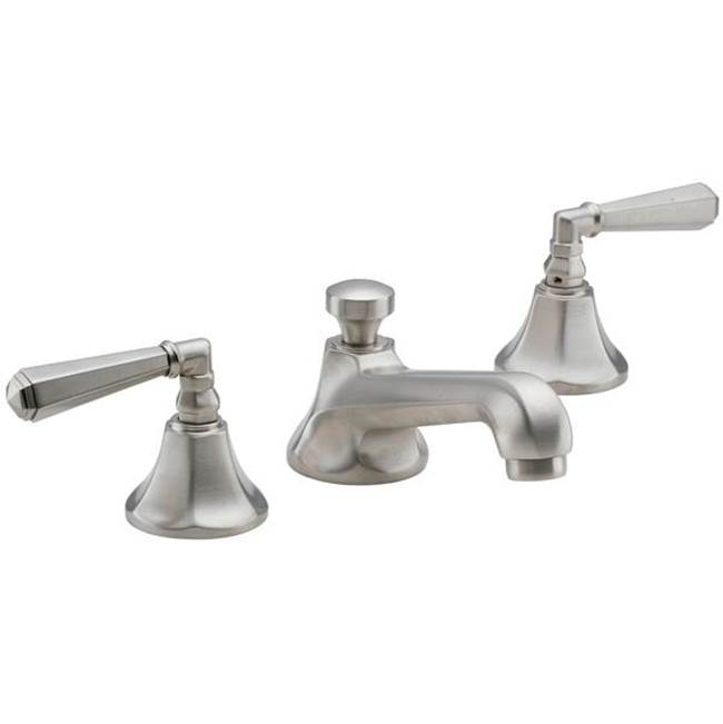 California Faucets Widespread Bathroom Sink Faucets item 4602ZF-WHT