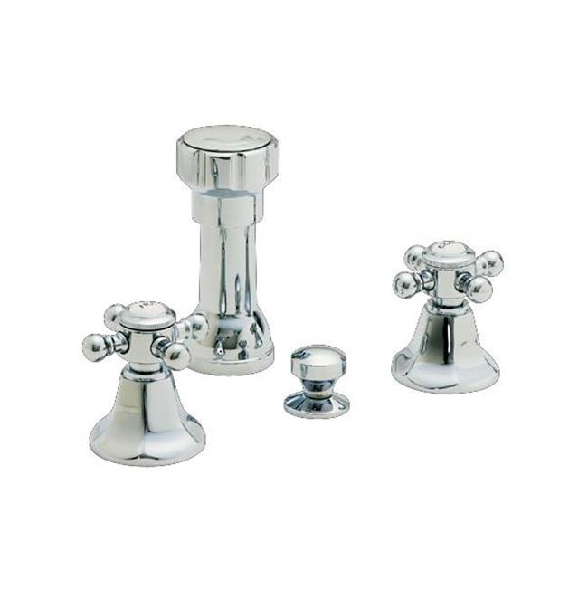 California Faucets  Bidet Faucets item 4704-WHT