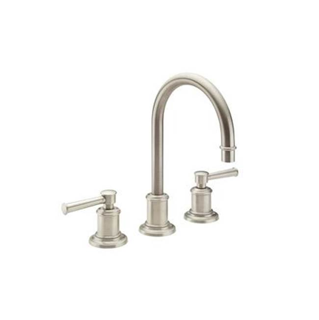 """$689.00 - $1,102.00. 4802-PVD · California Faucets; 8"""" Widespread Lavatory ..."""