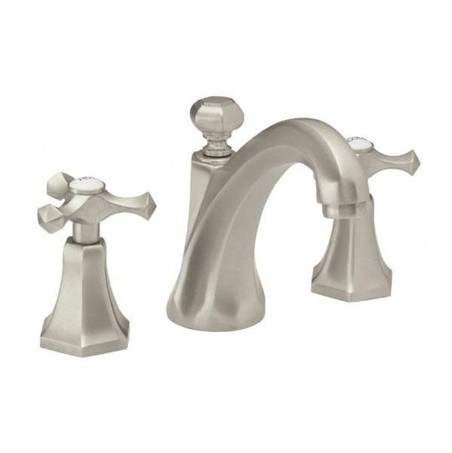 California Faucets Widespread Bathroom Sink Faucets item 6302ZB-MBLK