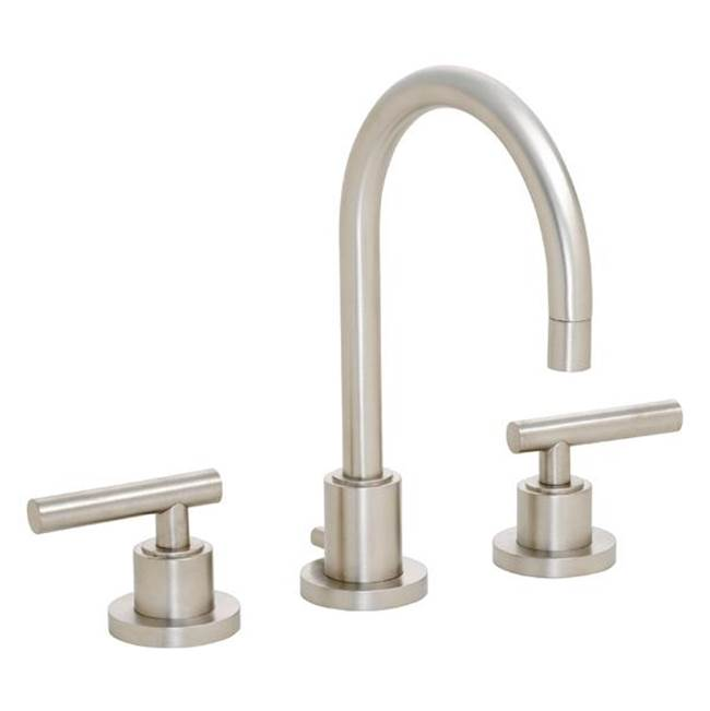 California Faucets Widespread Bathroom Sink Faucets item 6602ZBF-MOB