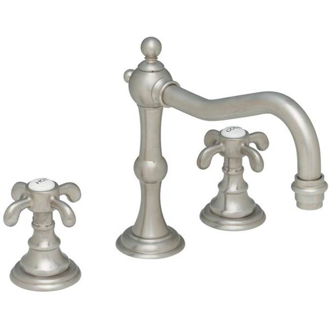 California Faucets Widespread Bathroom Sink Faucets item 6702Z-SBZ