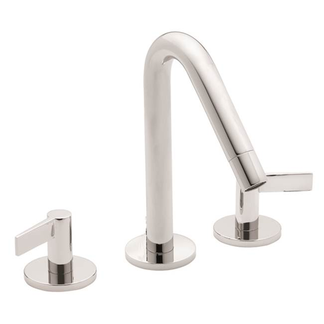 California Faucets Widespread Bathroom Sink Faucets item 7102ZBF-WCO