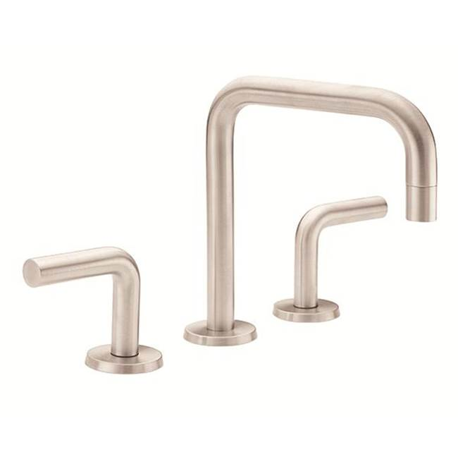 California Faucets Widespread Bathroom Sink Faucets item 7402Z-LSG