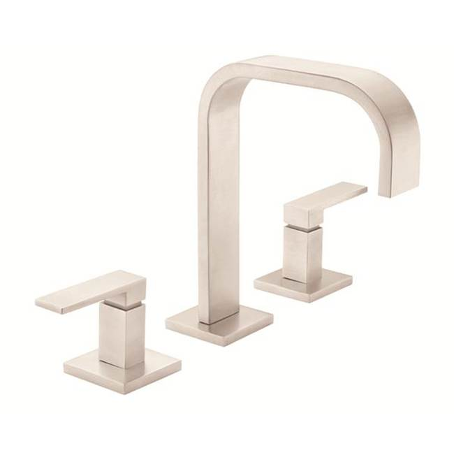 California Faucets Widespread Bathroom Sink Faucets item 7802ZBF-AB