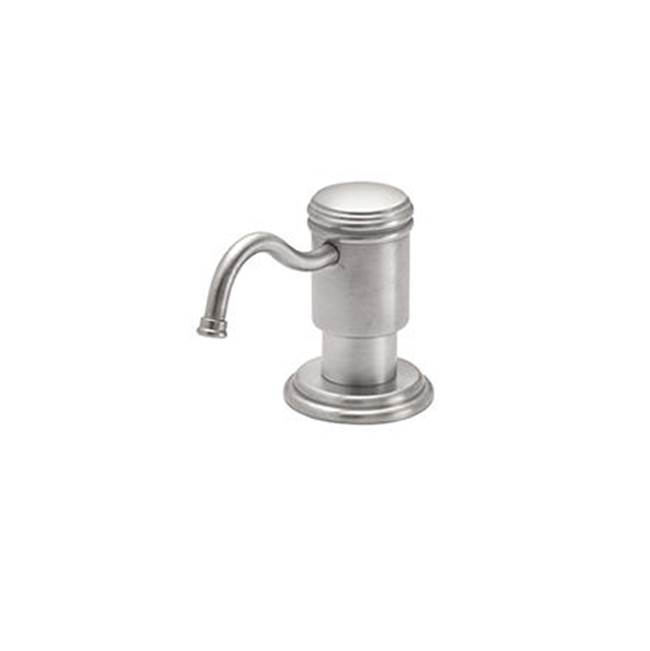 California Faucets Soap Dispensors Kitchen Accessories item 9631-K10-WB