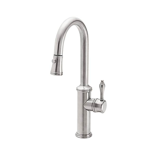 California Faucets Single Hole Kitchen Faucets item K10-101-XX-WHT