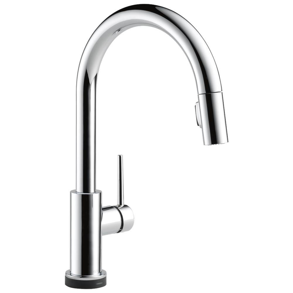 Delta Faucet Deck Mount Kitchen Faucets item 9159T-DST