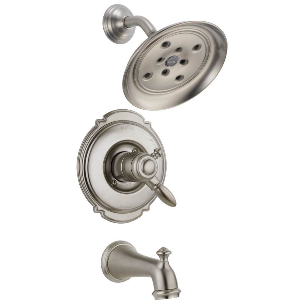 Delta Faucet  Tub And Shower Faucets item T17455-SSH2O