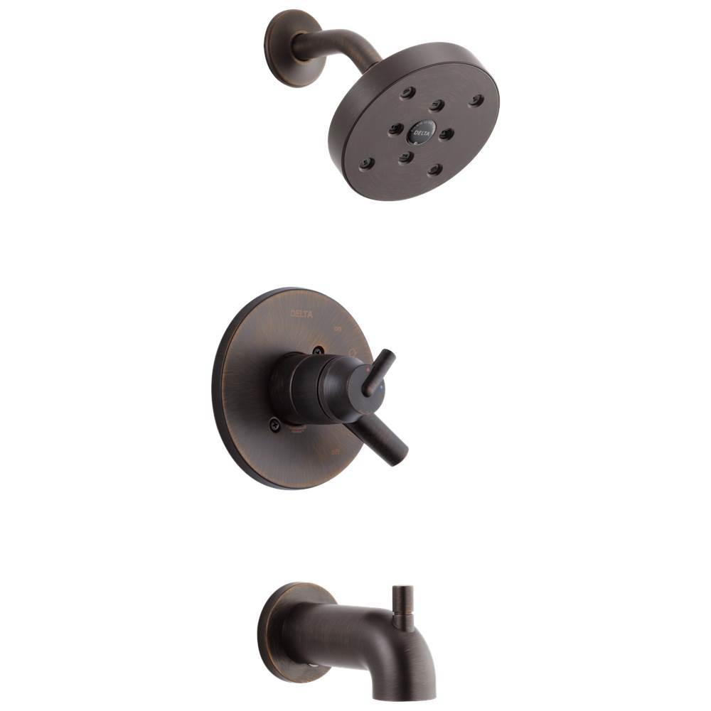Delta Faucet  Tub And Shower Faucets item T17459-RB