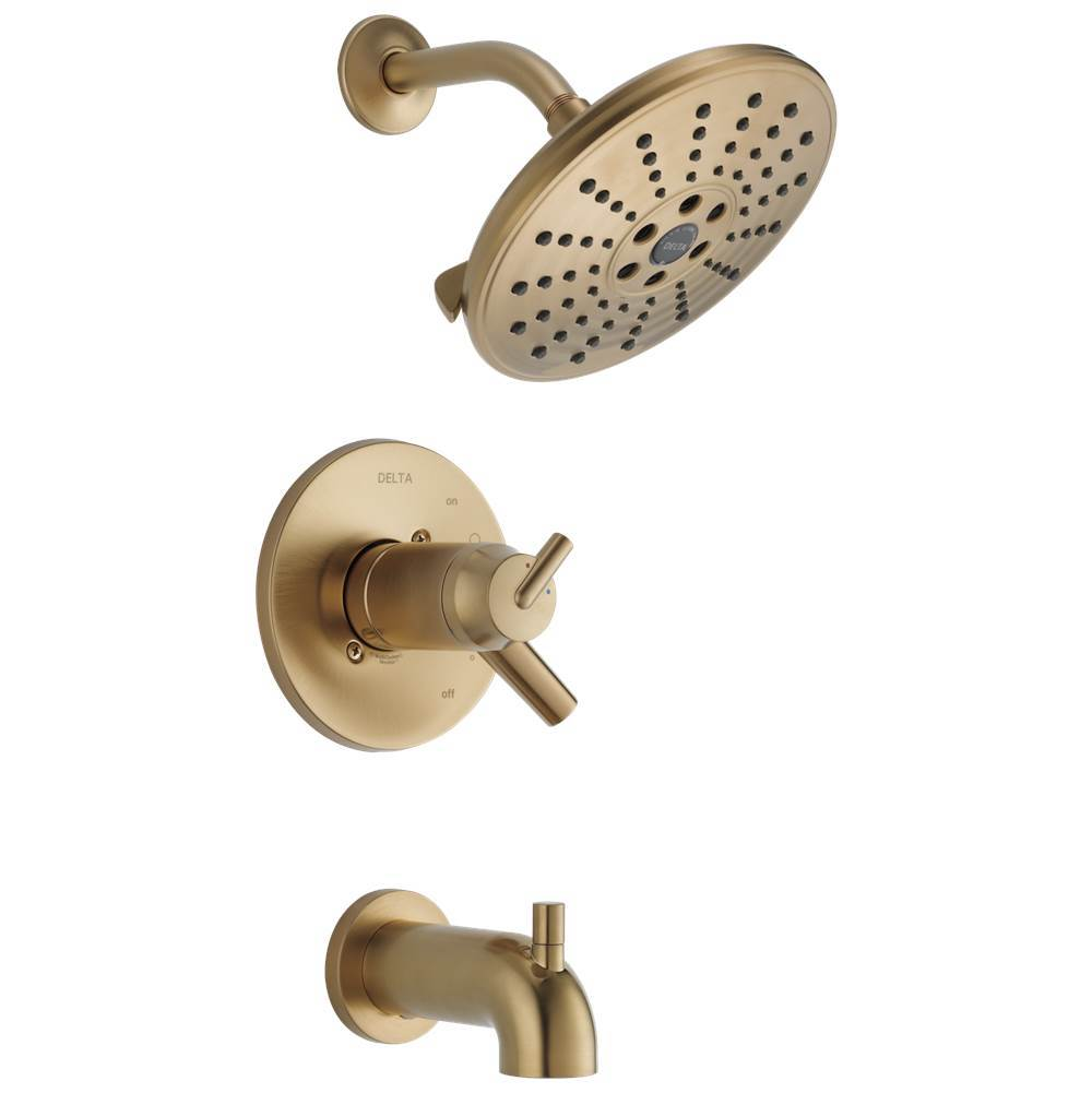 Delta Faucet  Tub And Shower Faucets item T17T459-CZH2O