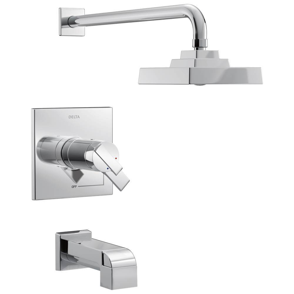 Delta Faucet  Tub And Shower Faucets item T17T467
