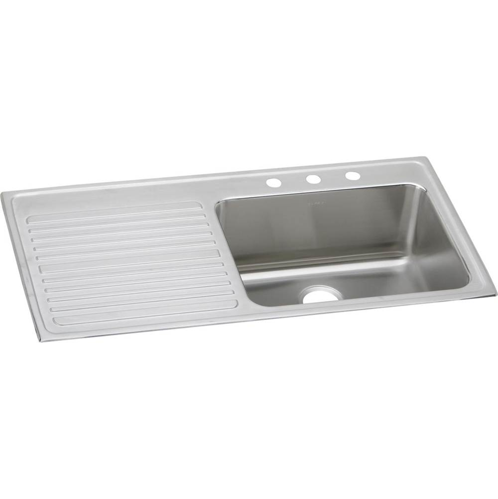 Elkay Drop In Kitchen Sinks item ILGR4322R2