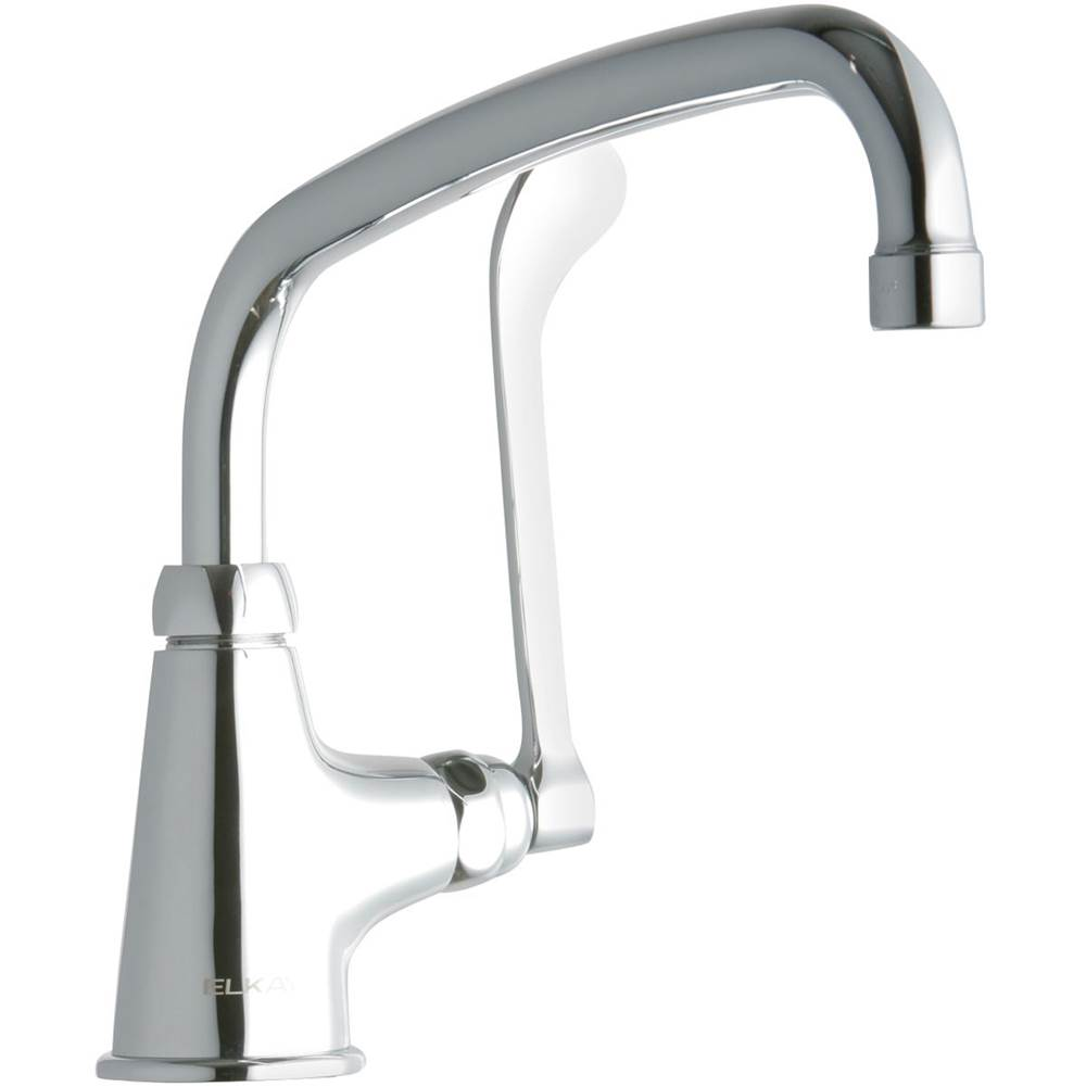 Elkay Single Hole Kitchen Faucets item LK535AT10T6