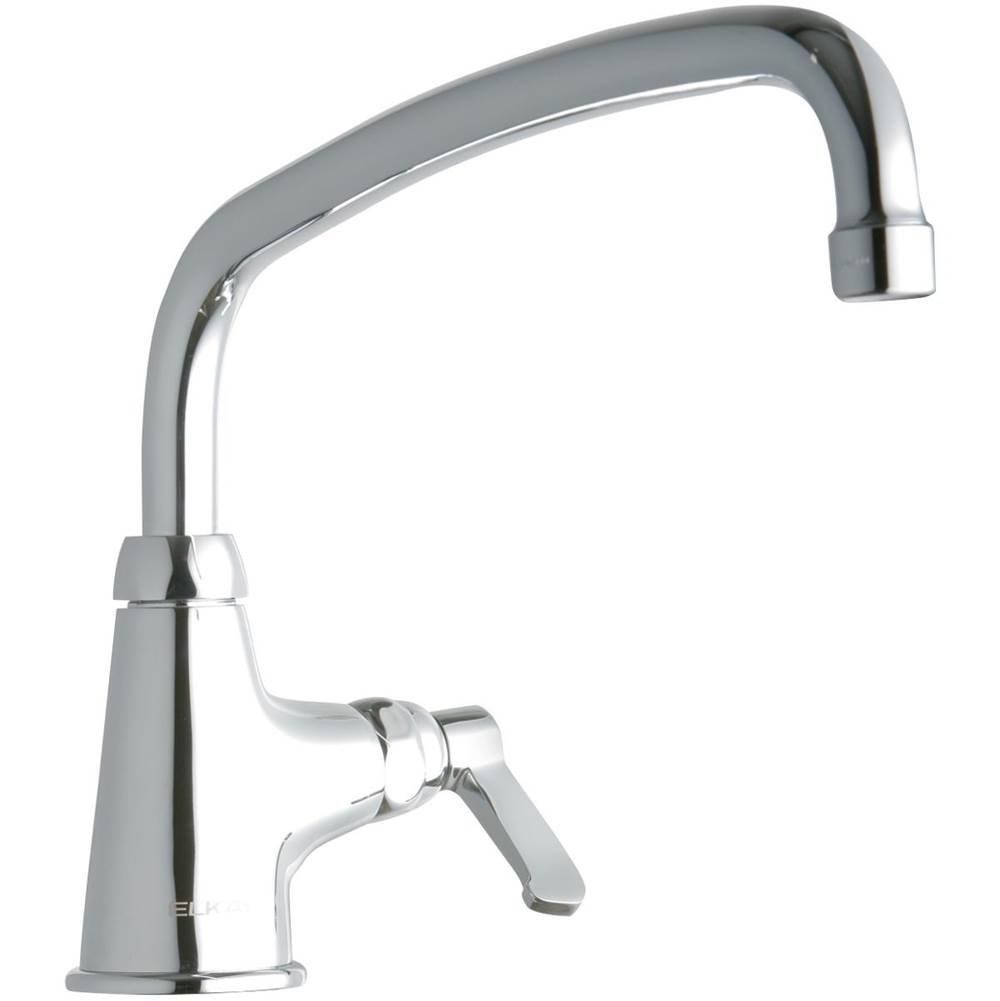 Elkay Single Hole Kitchen Faucets item LK535AT14L2