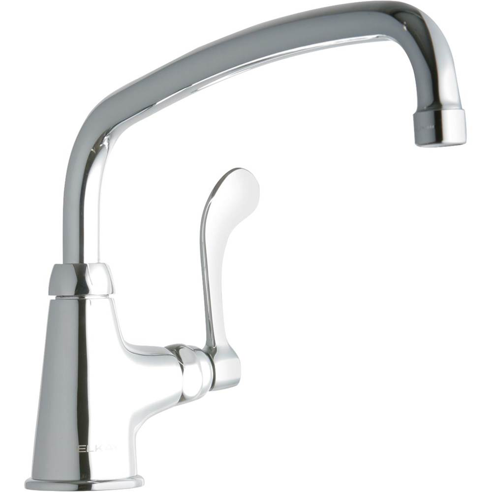 Elkay Single Hole Kitchen Faucets item LK535AT14T4
