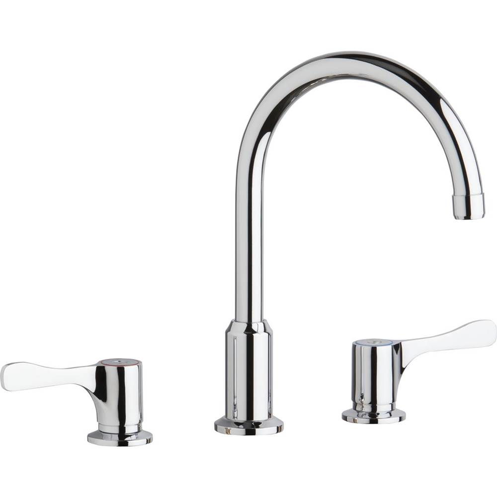 Elkay Deck Mount Kitchen Faucets item LKD2439BHC