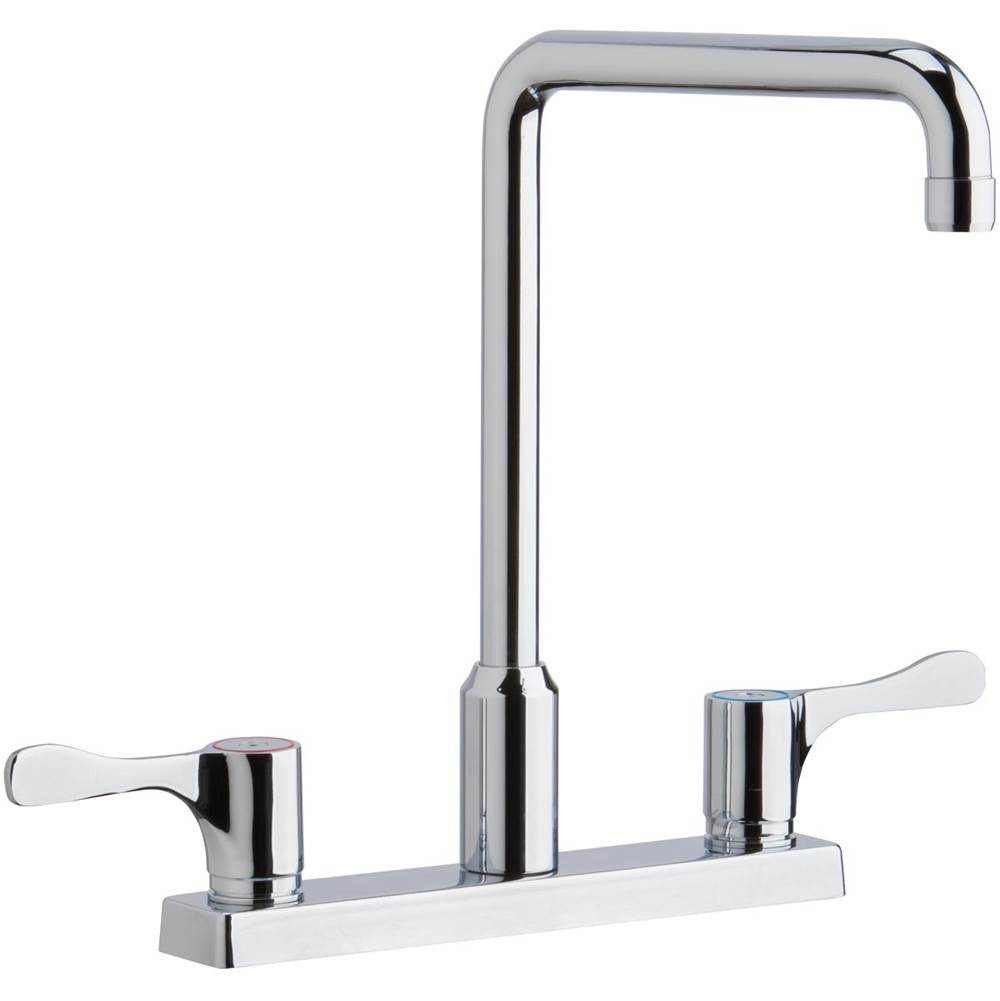 Elkay Deck Mount Kitchen Faucets item LKD2442BHC