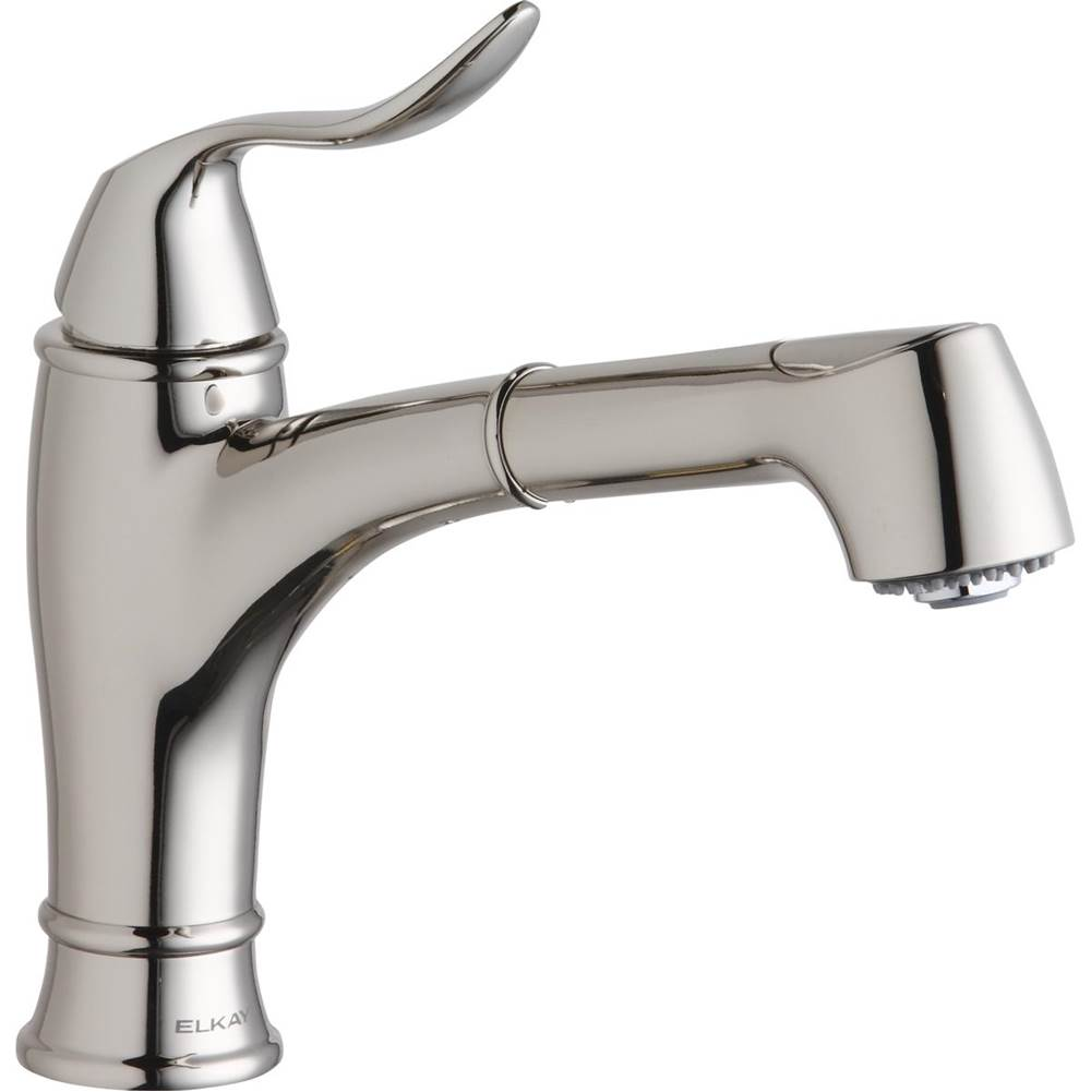 Elkay Single Hole Kitchen Faucets item LKEC1042PN