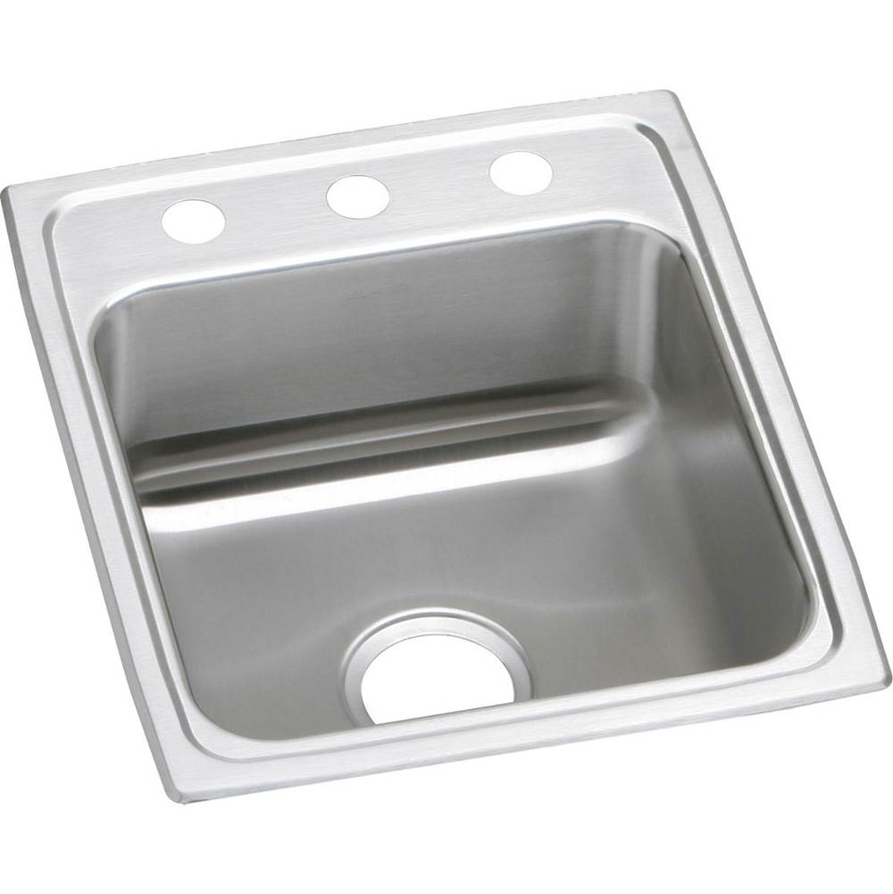 Elkay Drop In Kitchen Sinks item LRAD172060MR2
