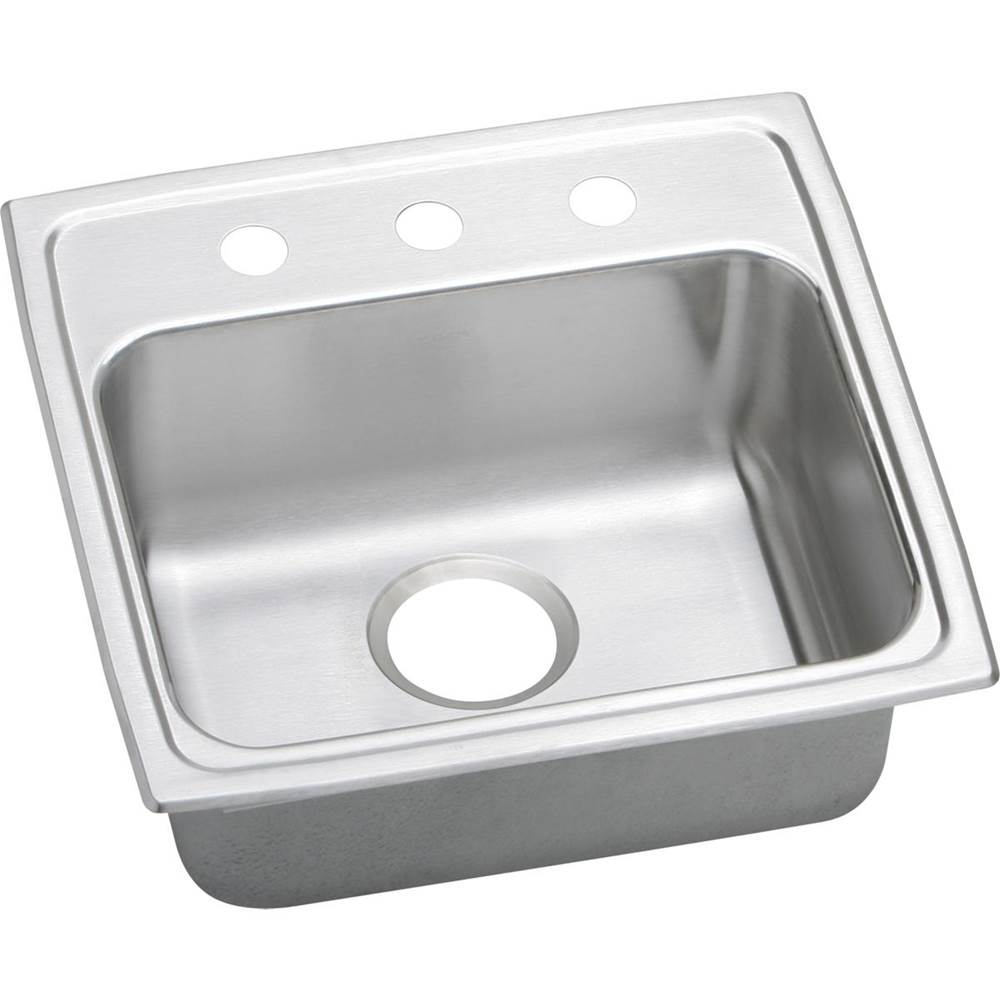 Elkay Drop In Kitchen Sinks item LRADQ191960MR2