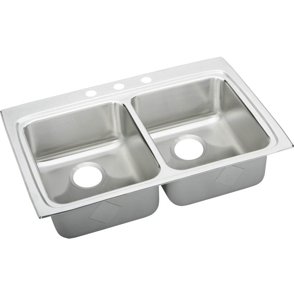 Elkay Drop In Kitchen Sinks item LRADQ3322502