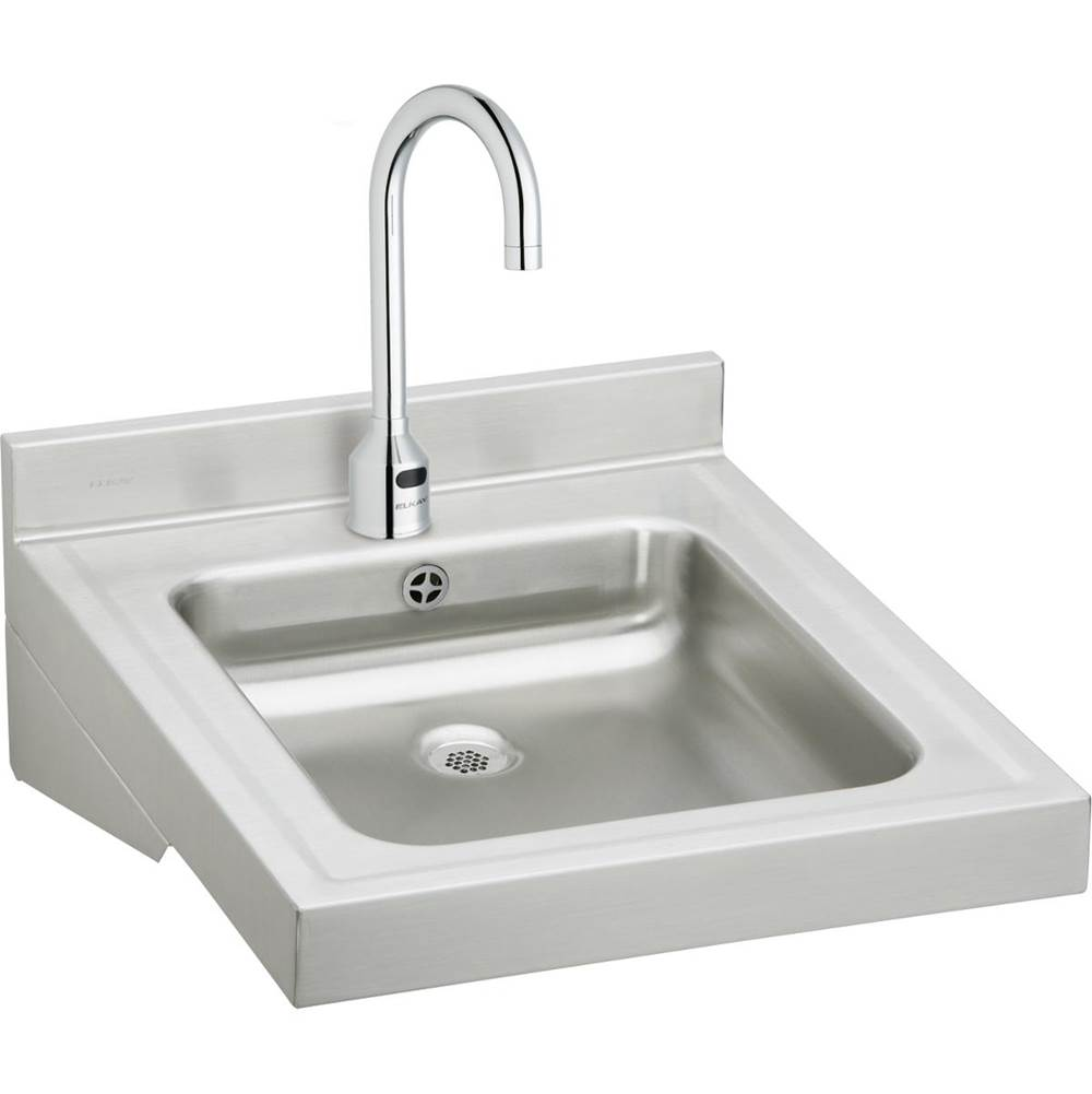 Elkay Wall Mount Bathroom Sinks item WCLWO1923OSDSACC
