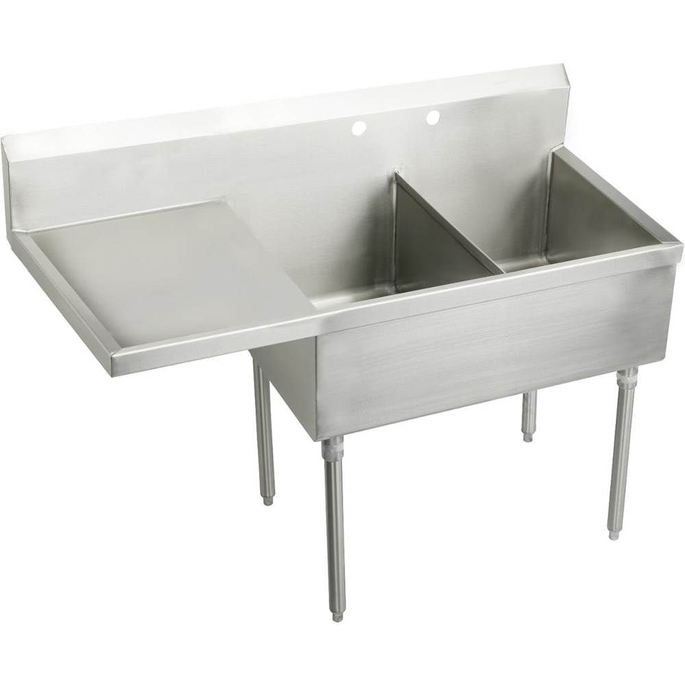 Elkay Console Laundry And Utility Sinks item WNSF8236L2