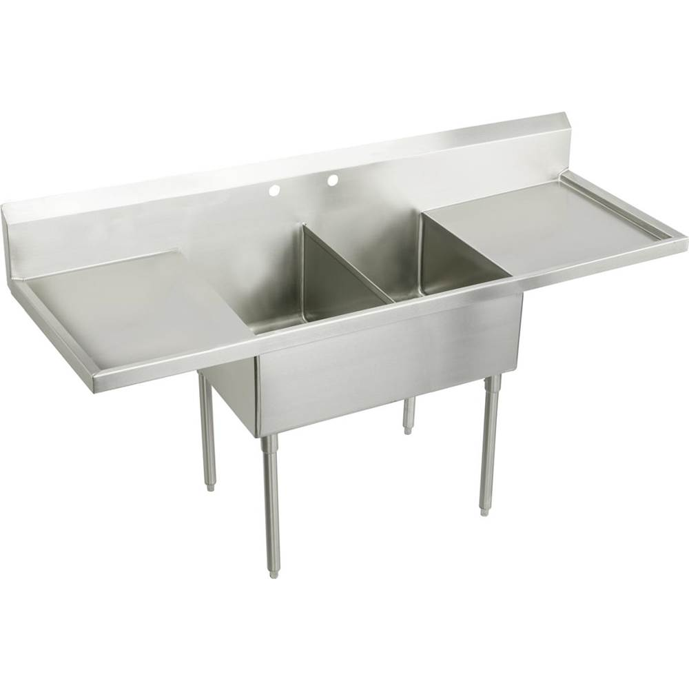 Elkay Console Laundry And Utility Sinks item WNSF8254LROF4