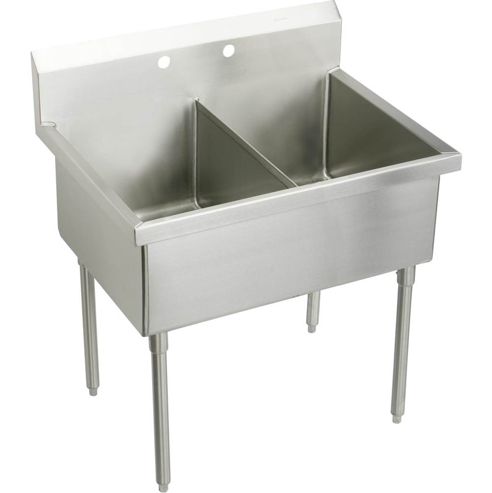 Elkay Console Laundry And Utility Sinks item WNSF82604
