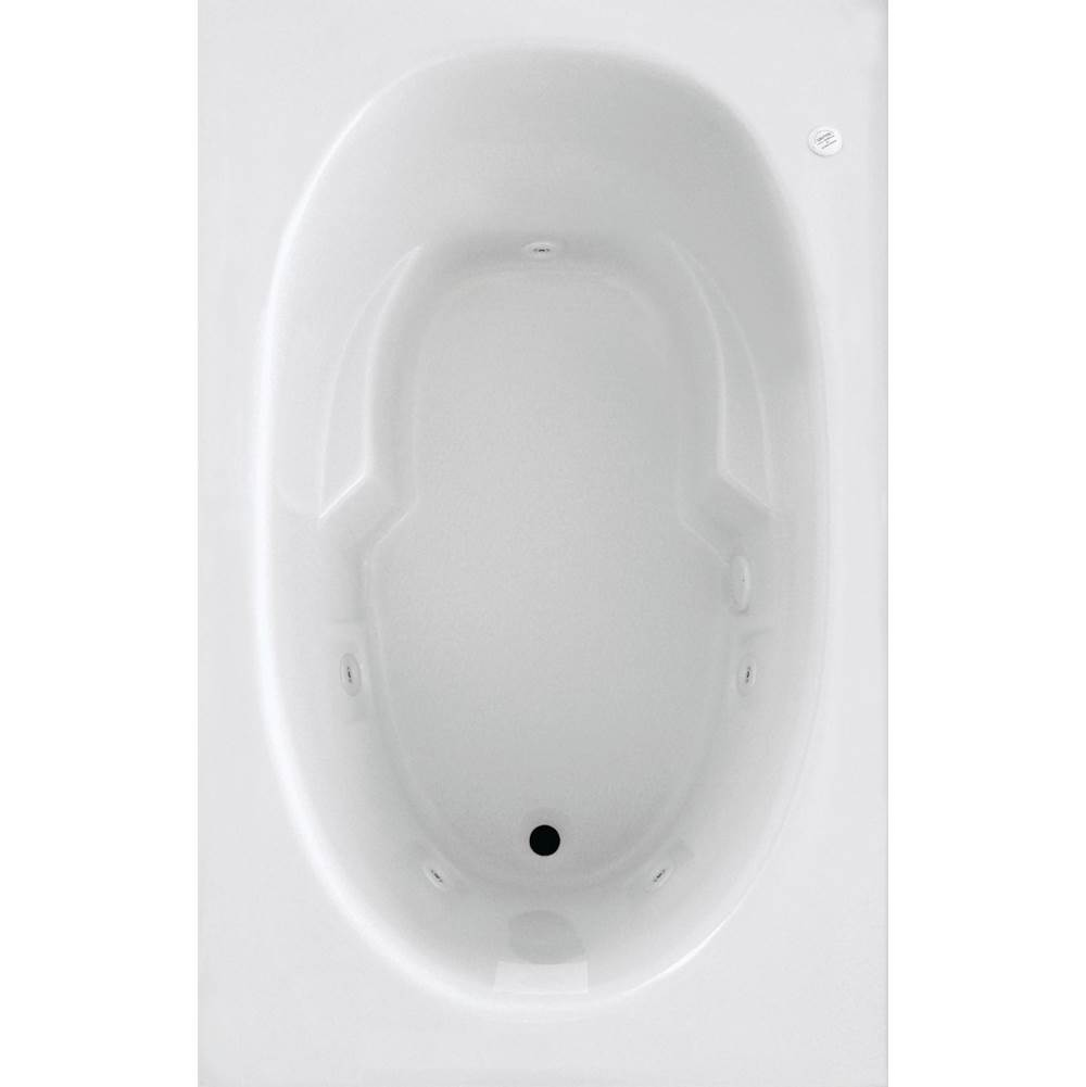 Jetta Drop In Whirlpool Bathtubs item E31-6528RB