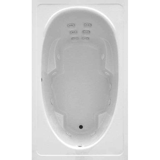 Jetta Drop In Whirlpool Bathtubs item J5XP6385RBLB