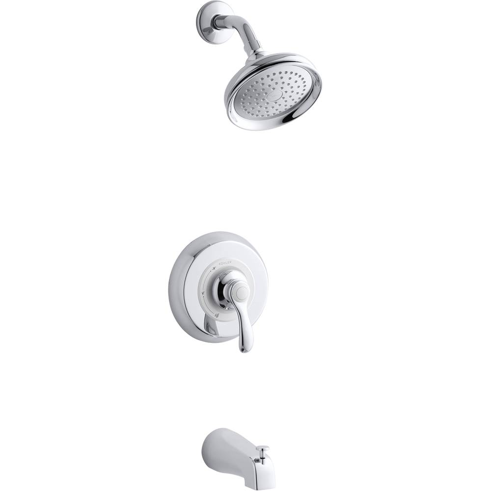 Kohler Thermostatic Valve Trim Shower Faucet Trims item TLS12007-4-CP