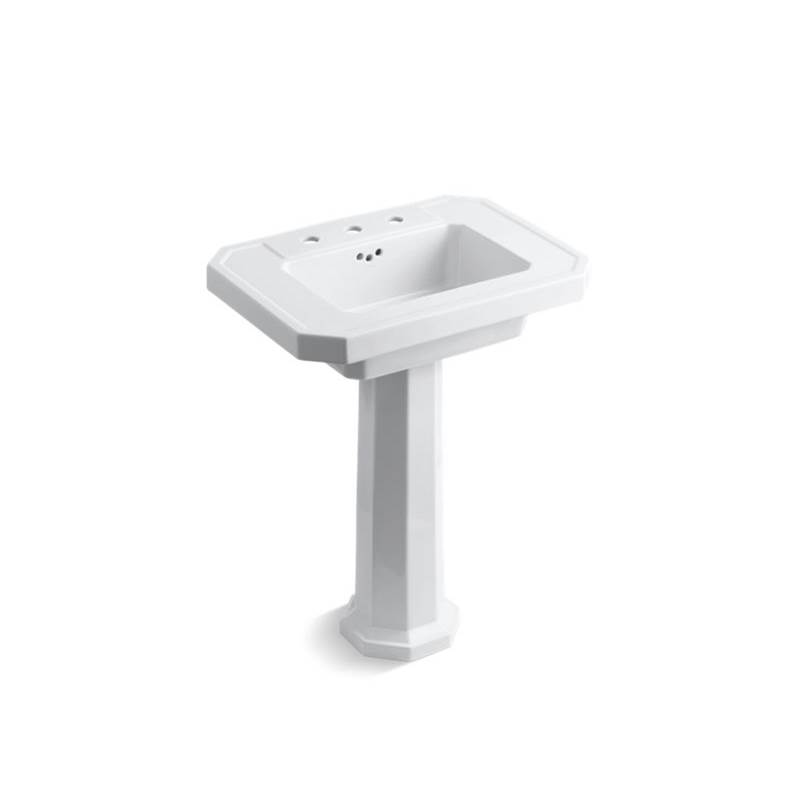 Kohler Complete Pedestal Bathroom Sinks item 2322-8-0