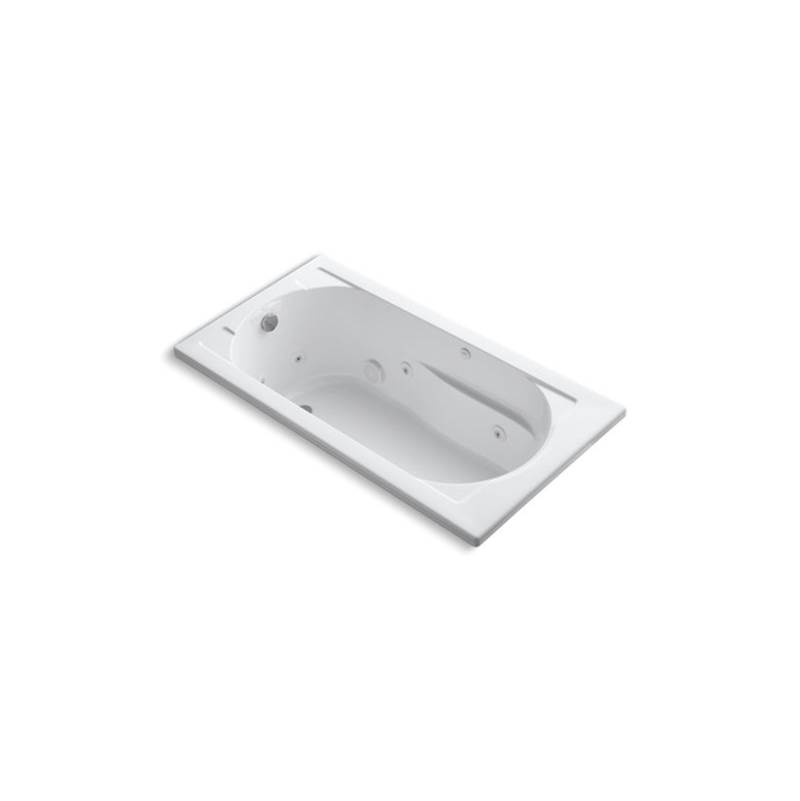 Kohler Drop In Whirlpool Bathtubs item 1357-W1-0
