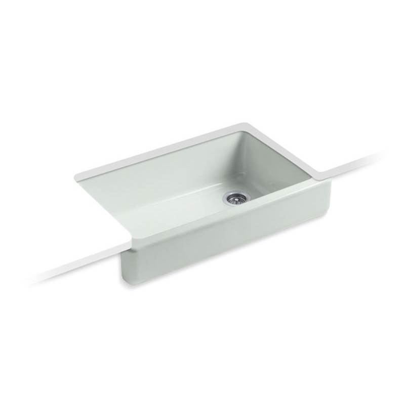 Kohler Self Trimming Kitchen Sinks item 6488-FF