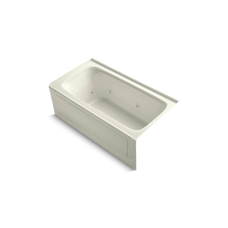 Kohler Three Wall Alcove Whirlpool Bathtubs item 1151-RAW-96