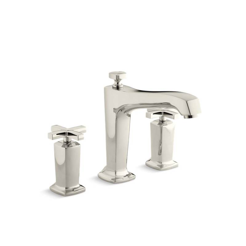Kohler Deck Mount Tub Fillers item T16237-3-SN