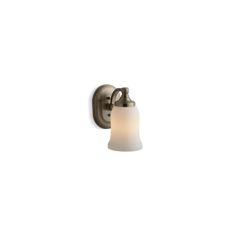 Kohler One Light Vanity Bathroom Lights item 11421-BV