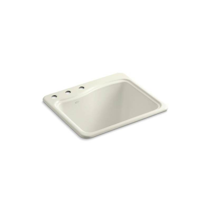 Kohler Drop In Laundry And Utility Sinks item 6657-3-96