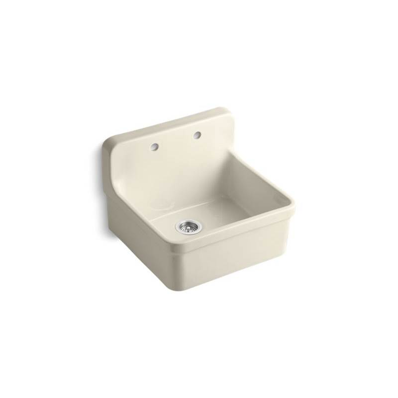 Kohler Wall Mount Kitchen Sinks item 12701-47